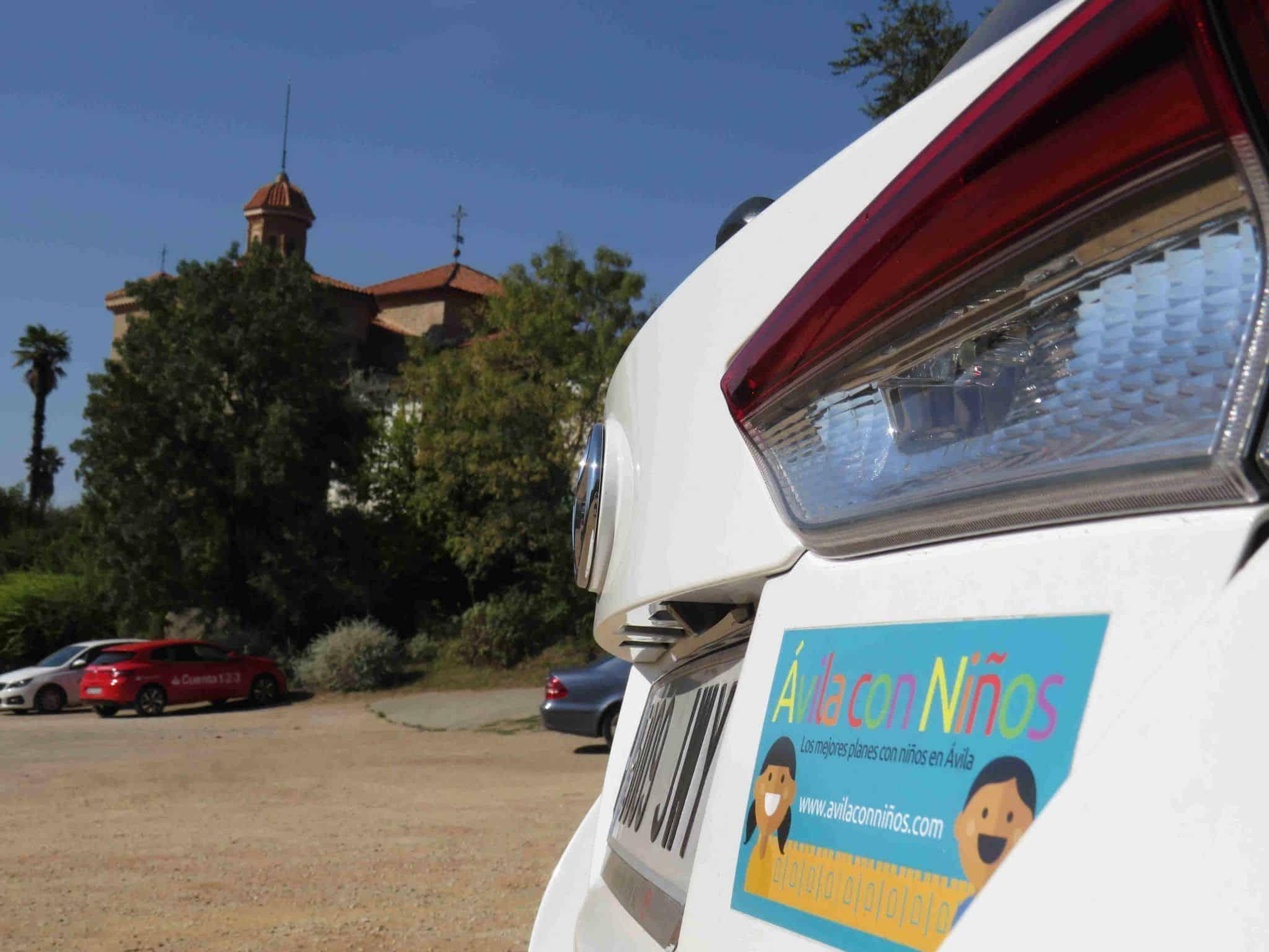 Como llegar al Santuario de Chilla