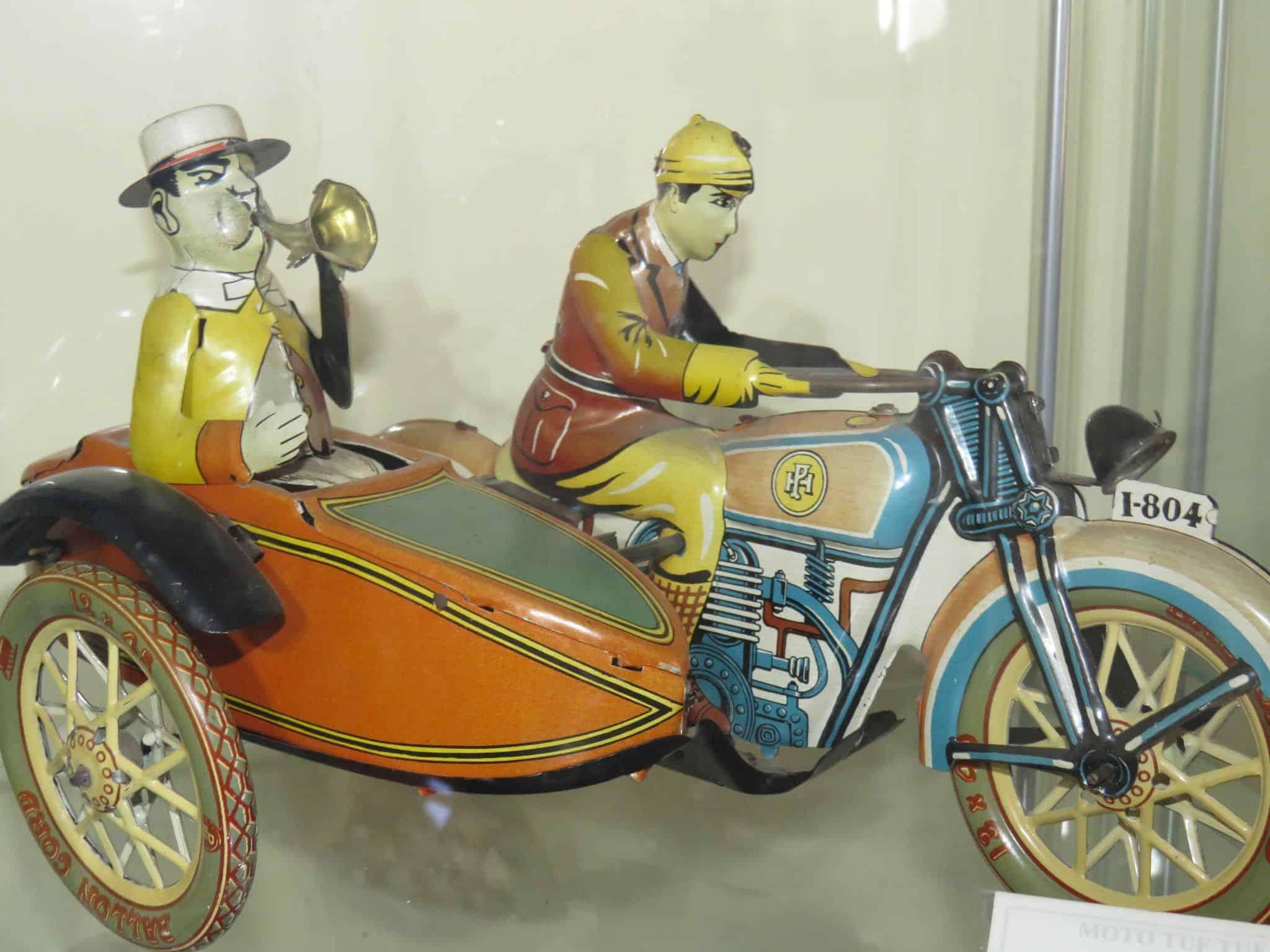 Museo del Juguete de Hojalata