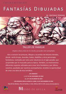 Taller de Familia del Museo de Ávila @ Museo de Ávila | Ávila | Castilla y León | España