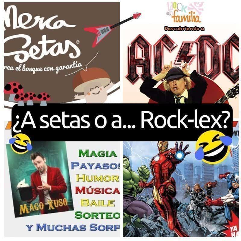 A setas o a Rock-lex