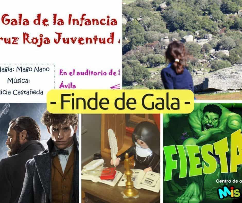 finde de gala en Ávila