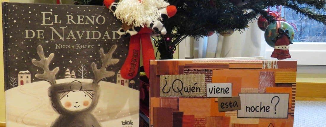 Dos libros para Navidad