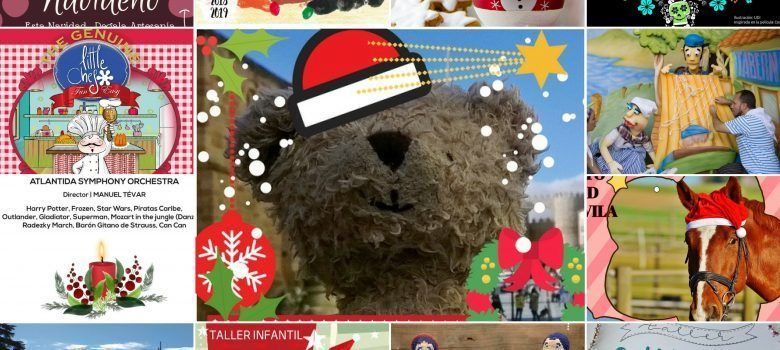 planes navideños en ávila 2018