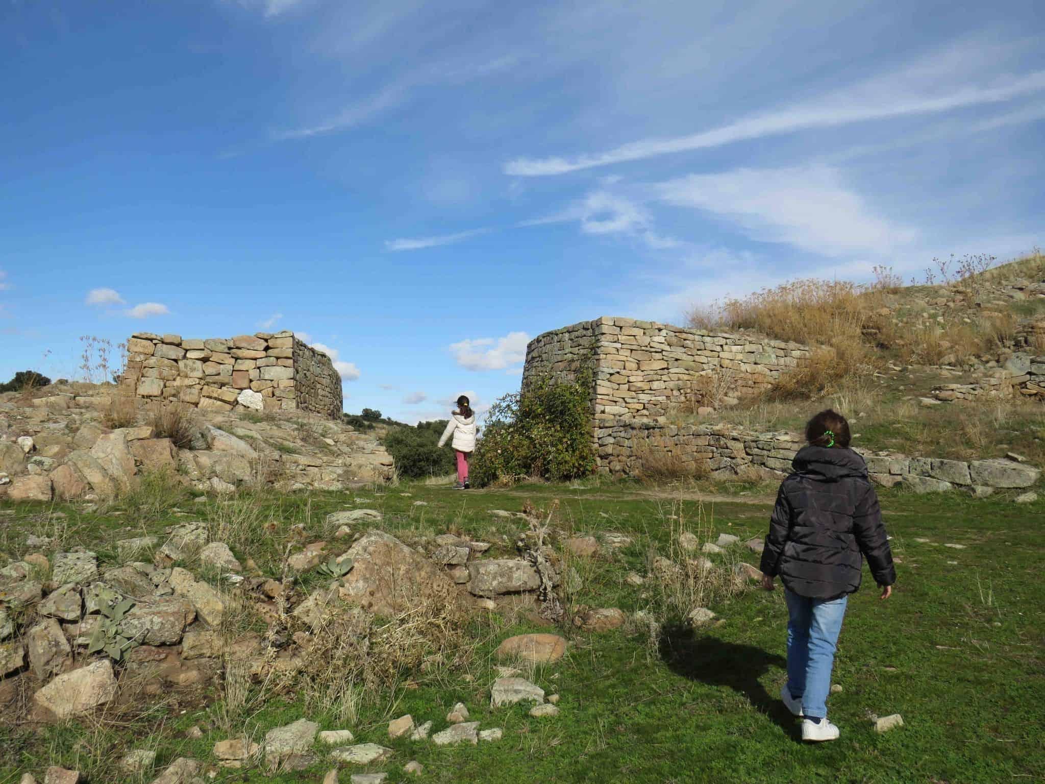 Visita el Castro de las Cogotas en Ávila