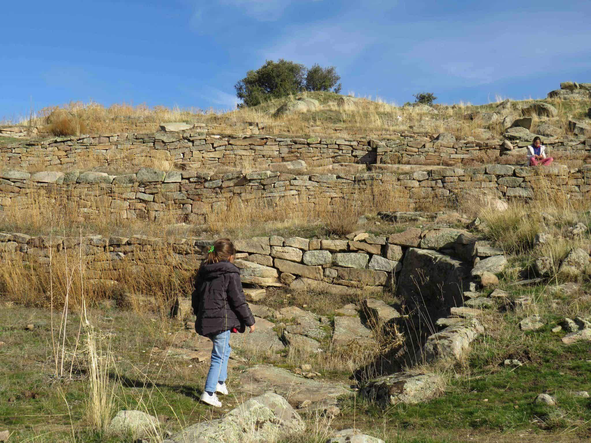 arqueología en Ávila