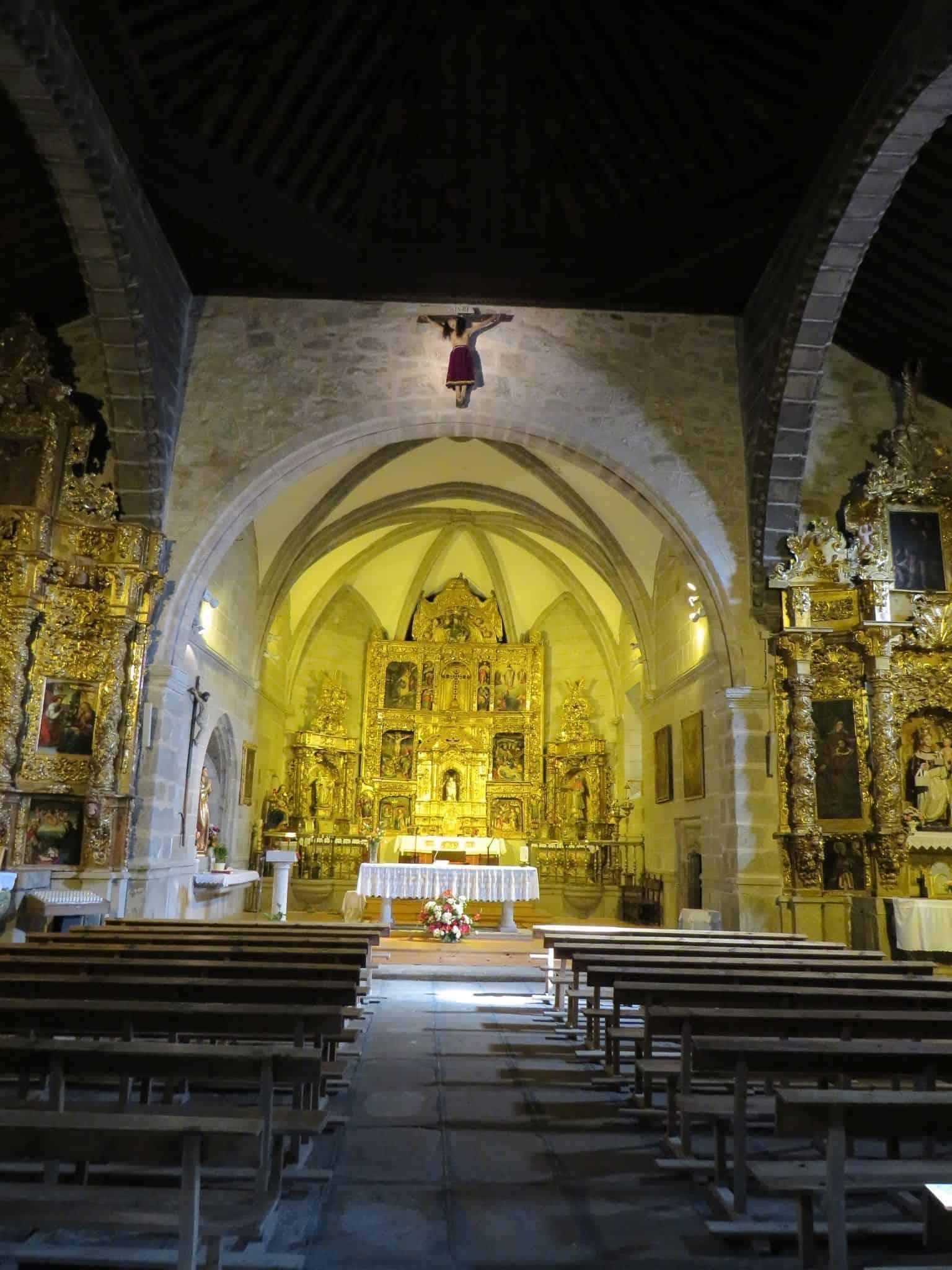 Iglesia cardeñosa