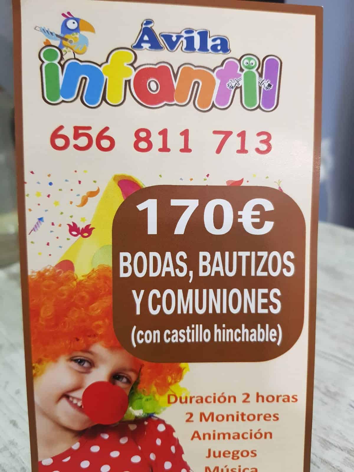 Ávila Infantil
