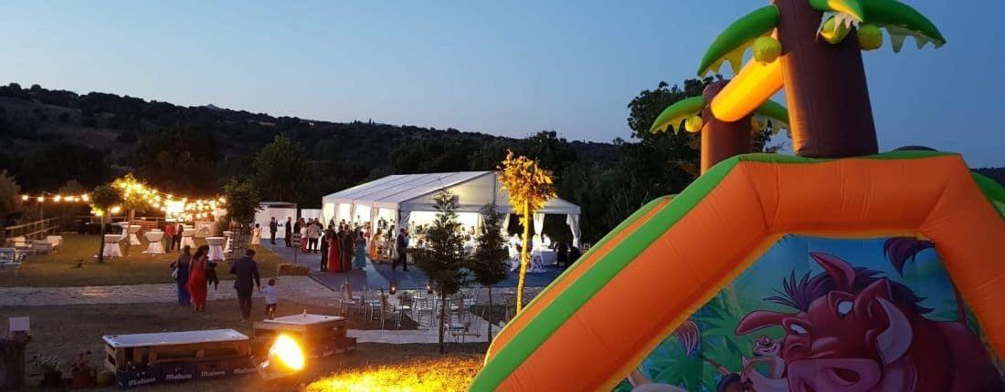 De boda y comunión con Ávila Infantil