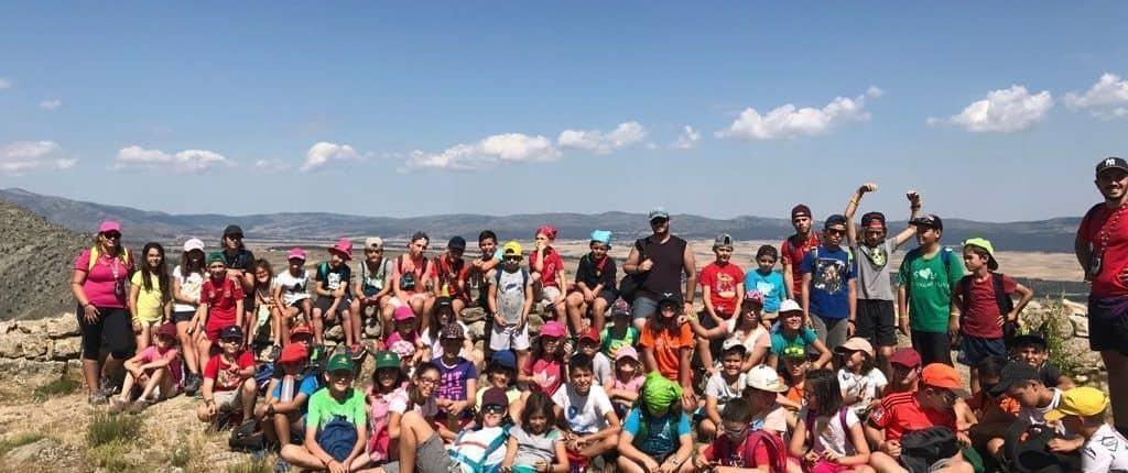 Campamento Ulaka 2019
