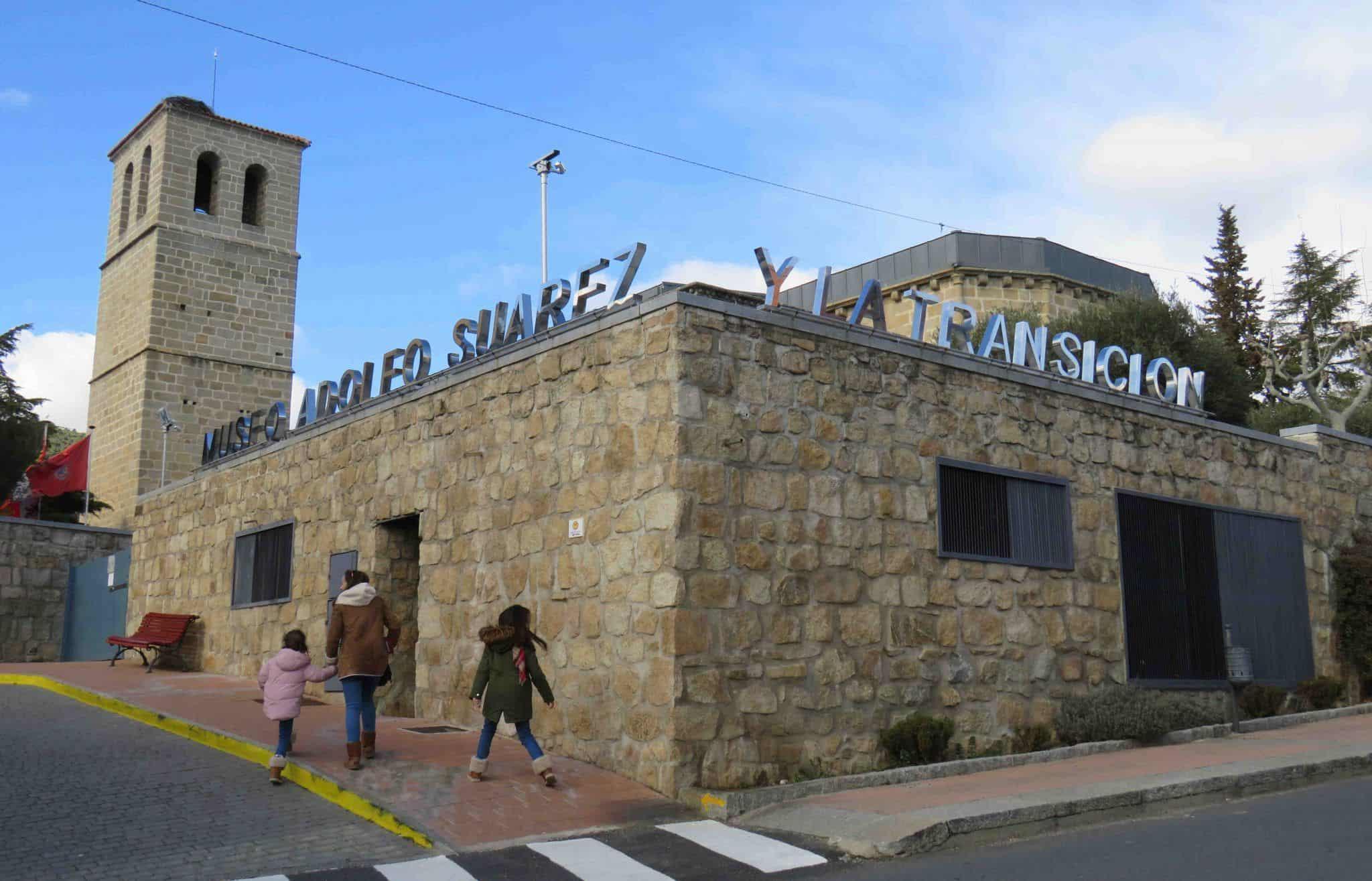 Museo Adolfo Suárez y Transición