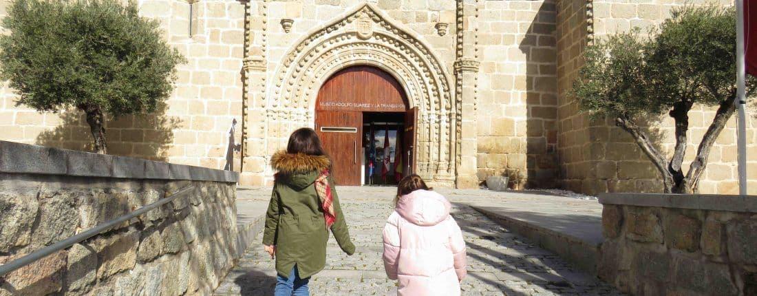 El Museo de Adolfo Suárez y la Transición, el MAST