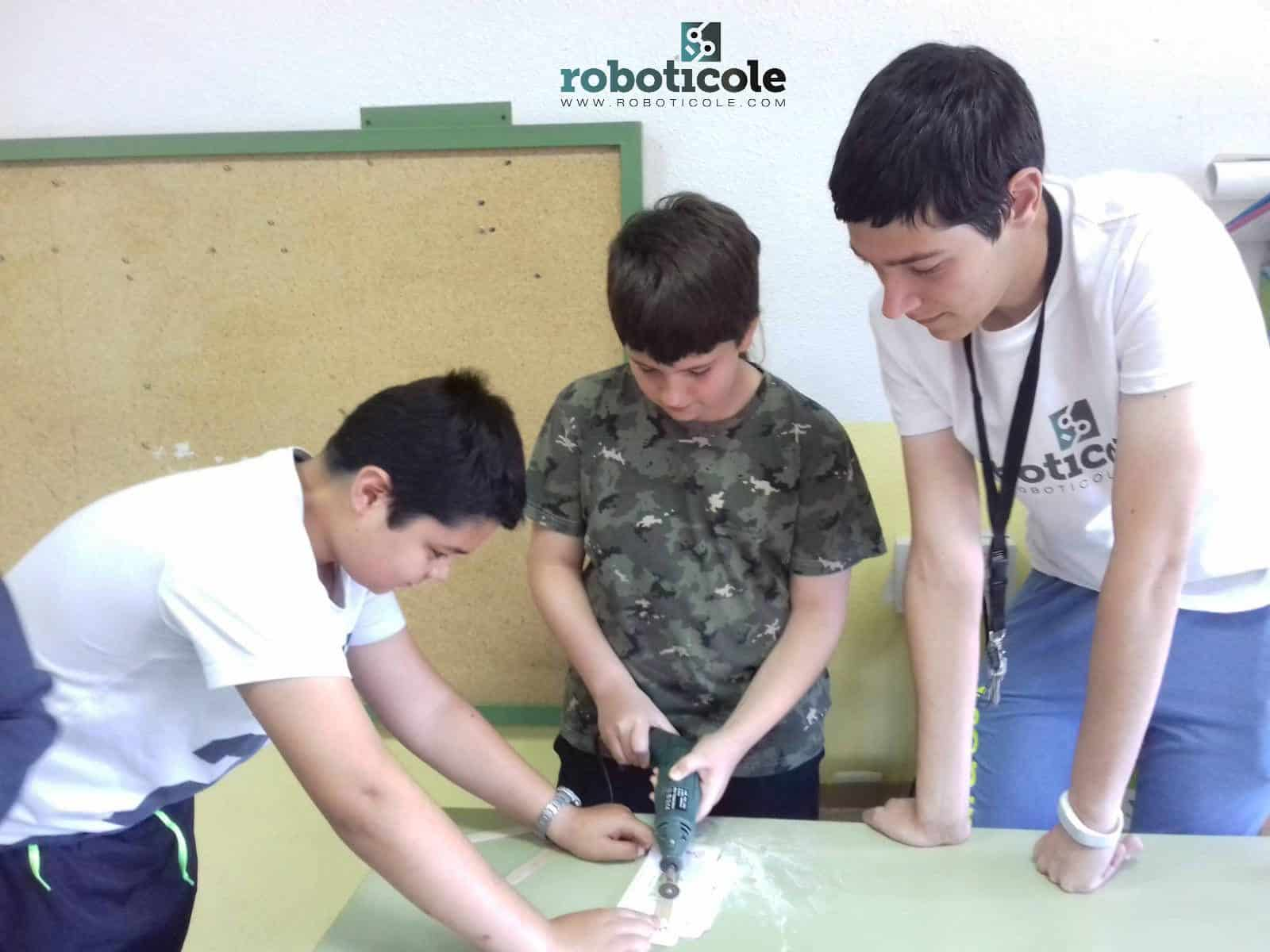 Roboticole