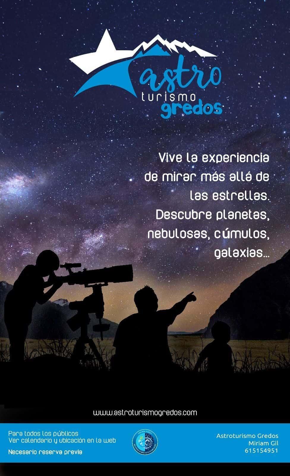 Astro Turismo Gredos