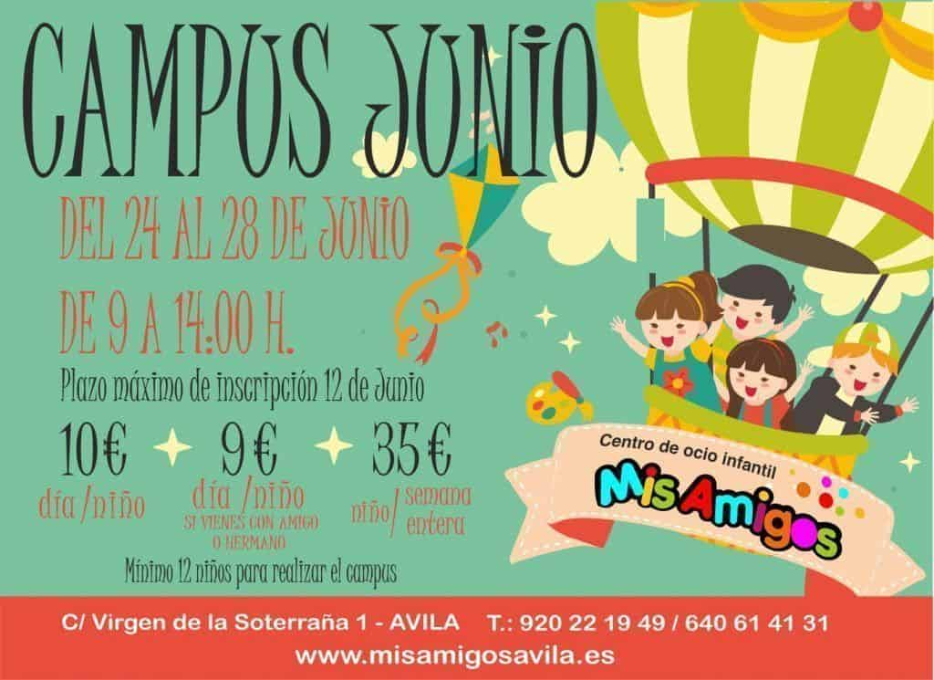 Campus Junio Mis Amigos