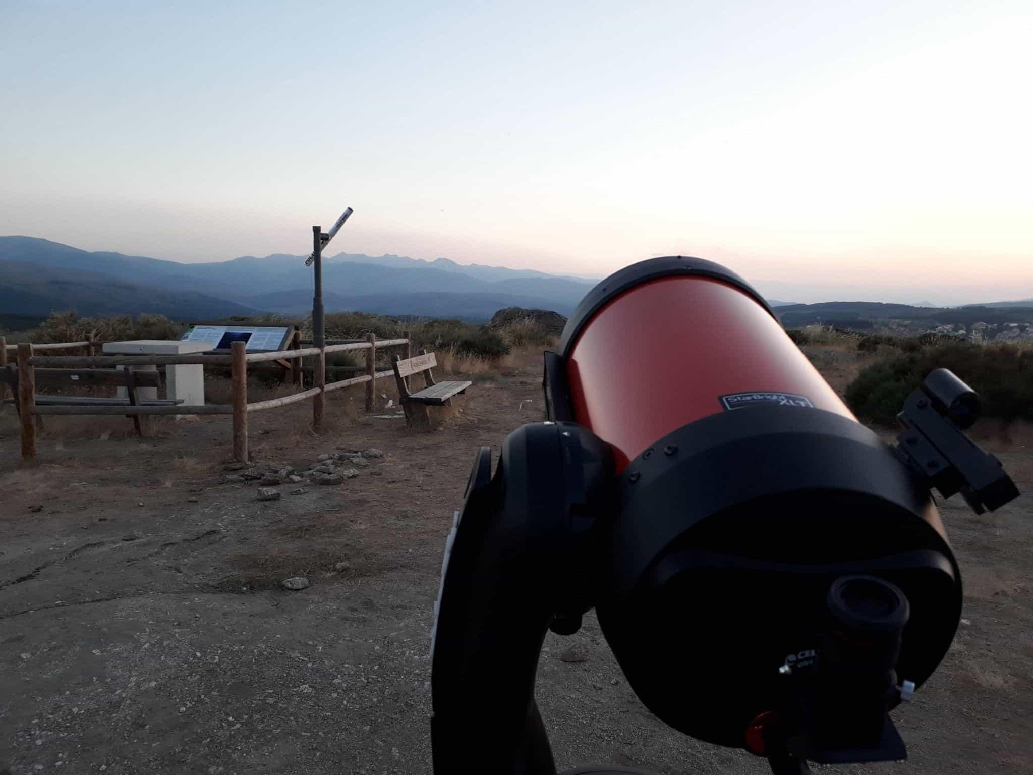 Taller de astronomía gratis con el Hostal Alfonso