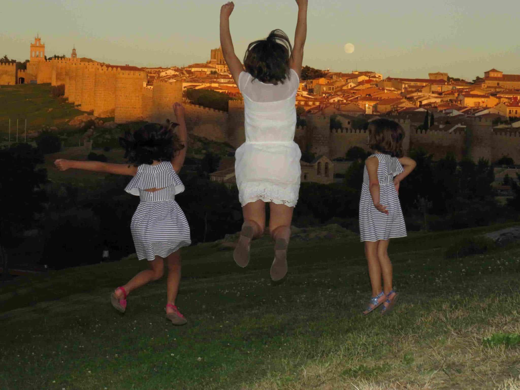 salto Muralla