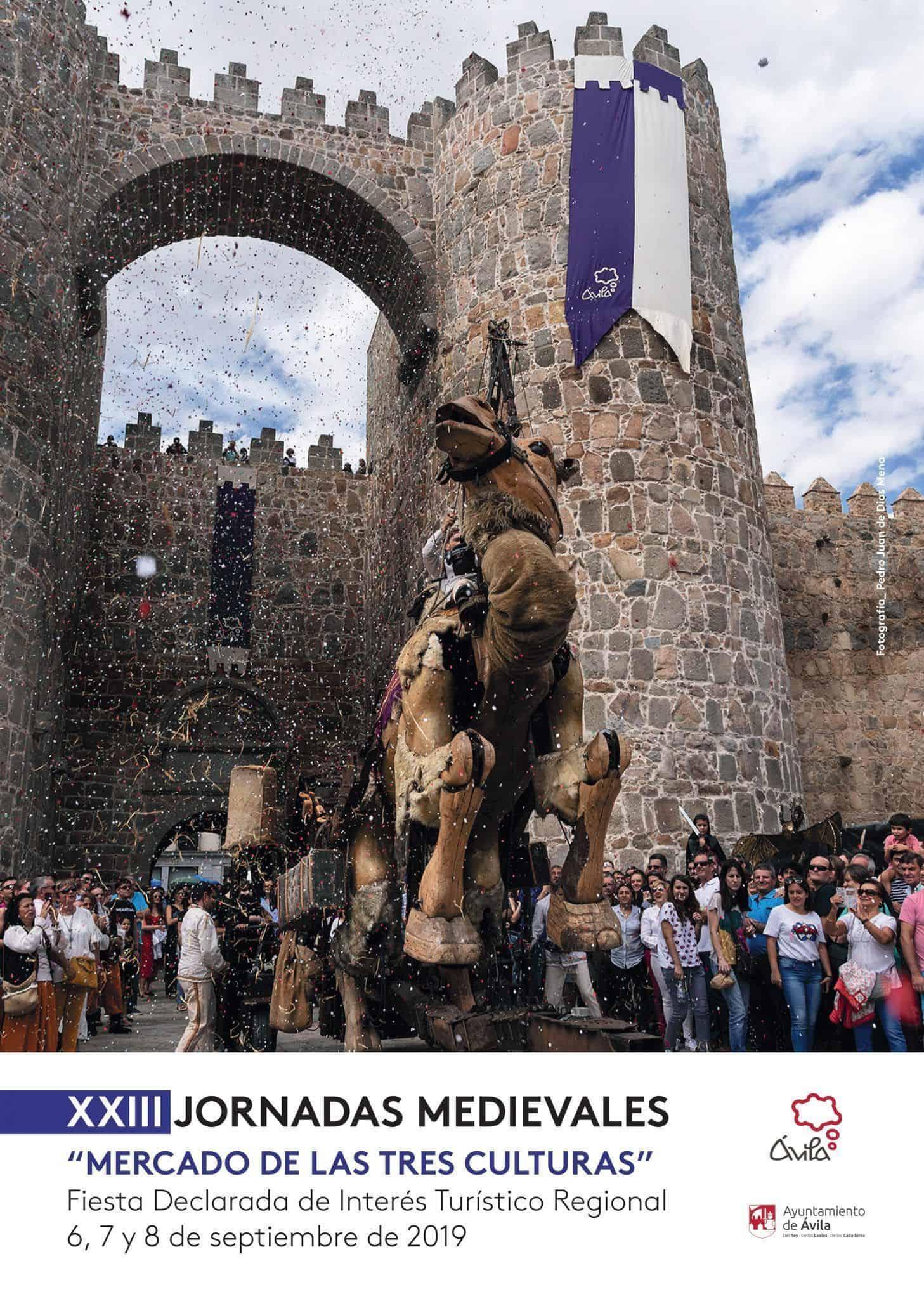 Mercado Medieval. Programa del sábado 7