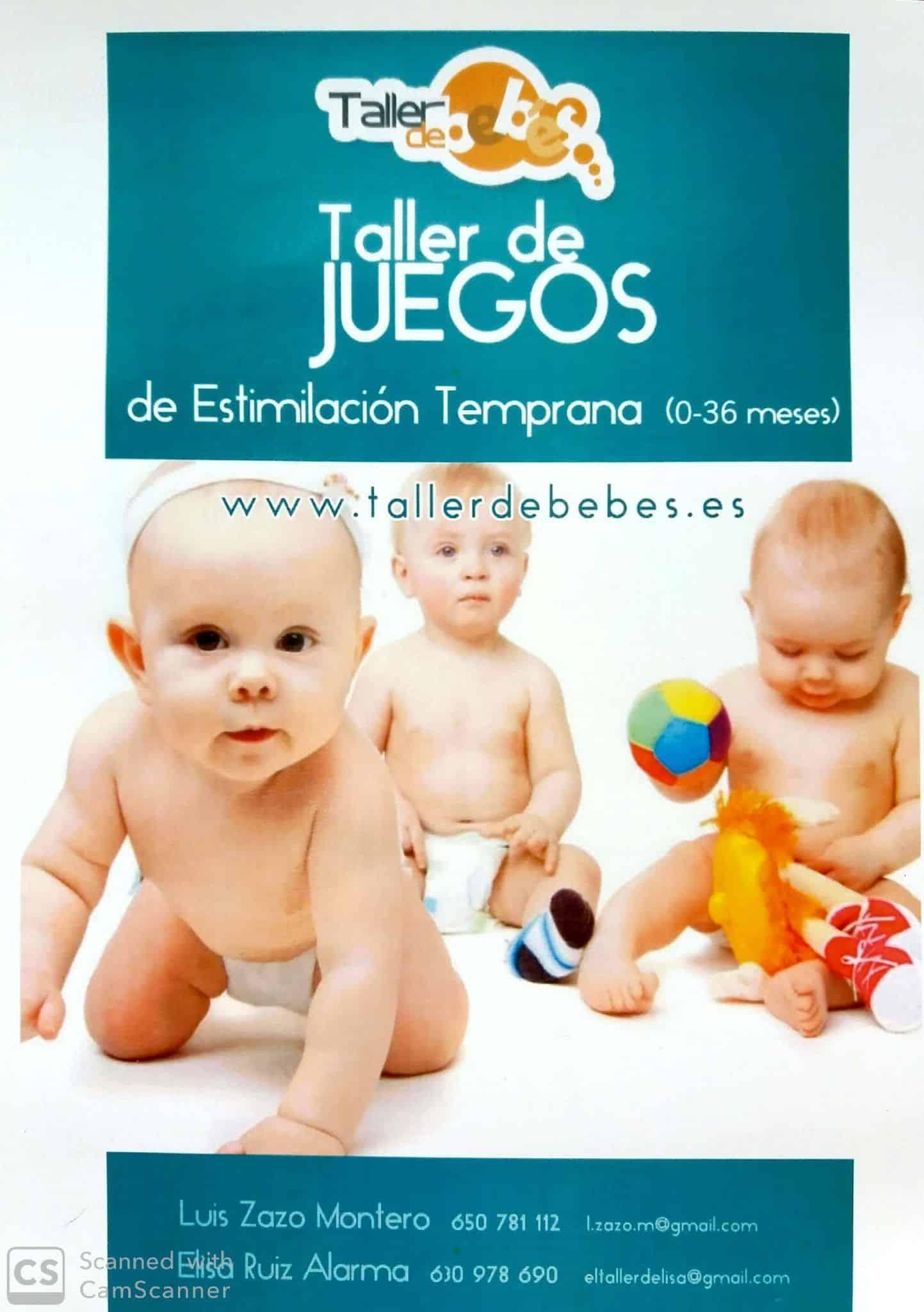 taller bebés