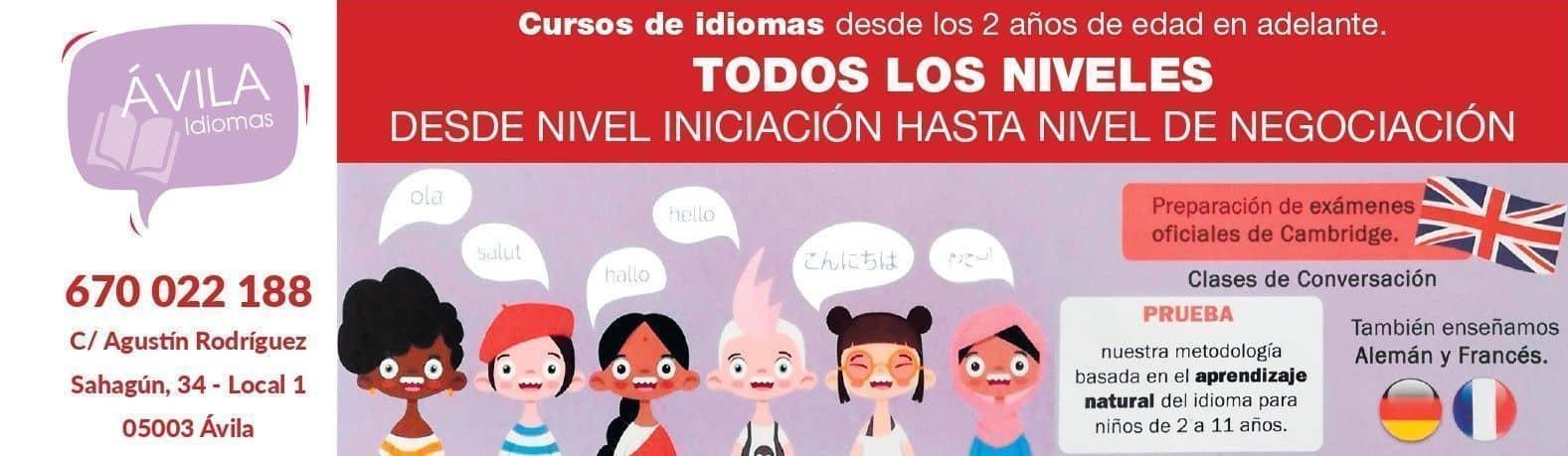 Ávila Idiomas
