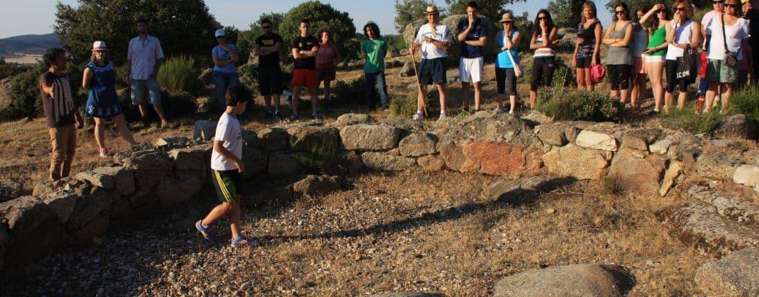 Excursiones en familia con Patrimonio Divertido