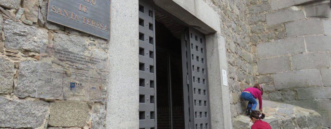 El Museo de Santa Teresa