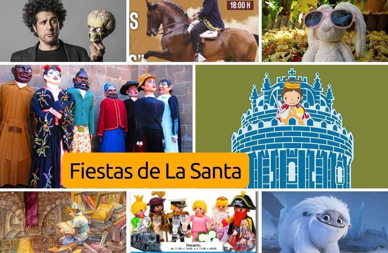 fiestas Santa Teresa Ávila 2019