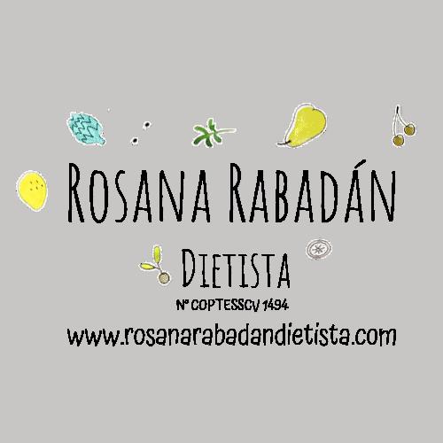 Rosana Rabadán dietista Ávila