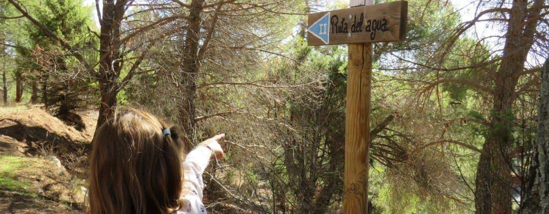 Ruta del Agua de El Hoyo de Pinares