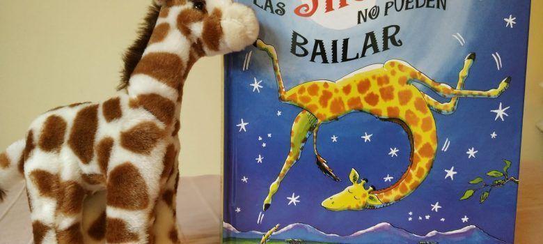 jirafas no pueden bailar