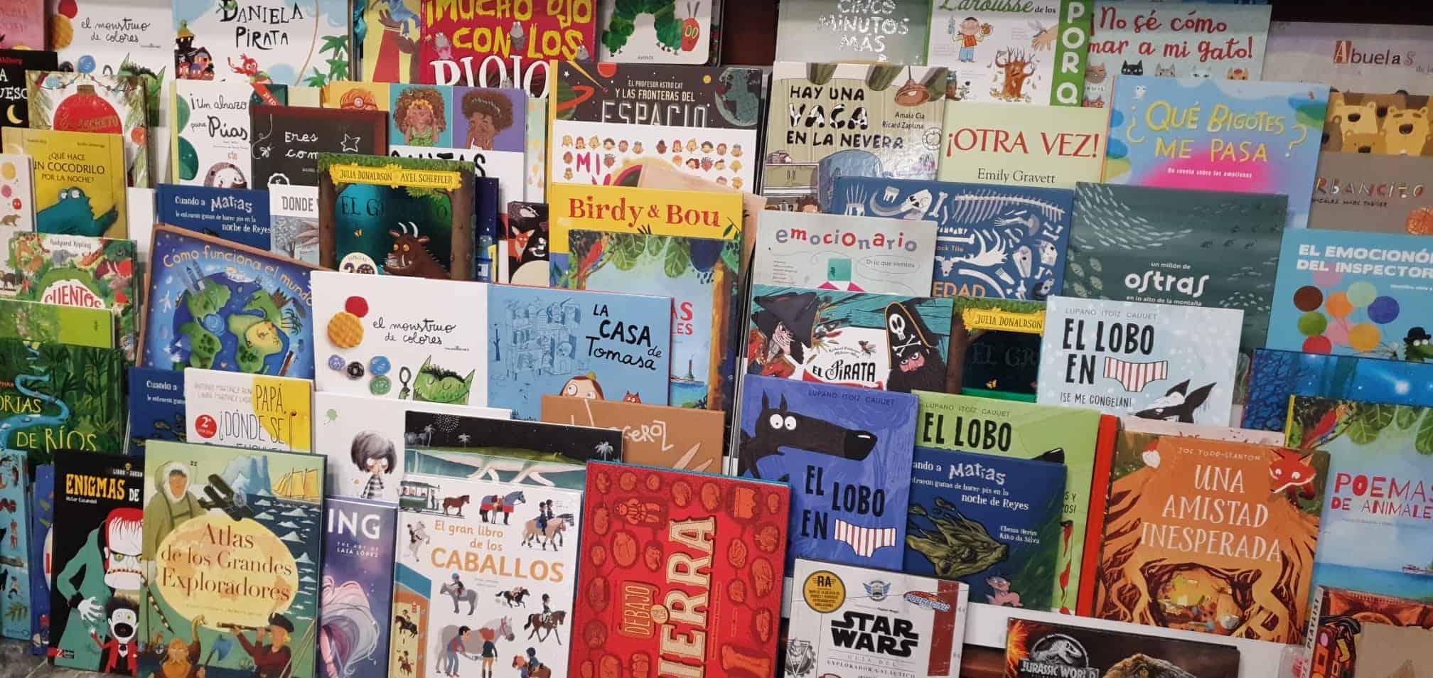 Seis libros infantiles para pedir a los Reyes Magos