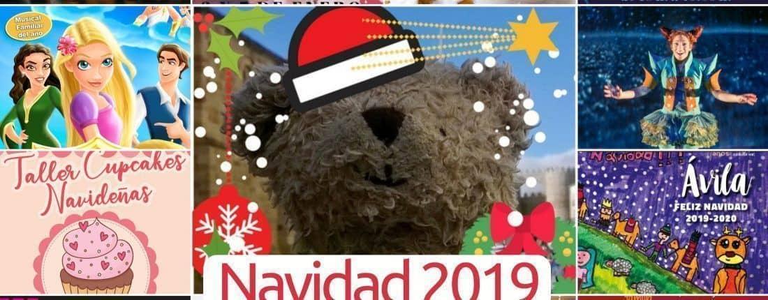 Planes Navideños en Ávila 2019