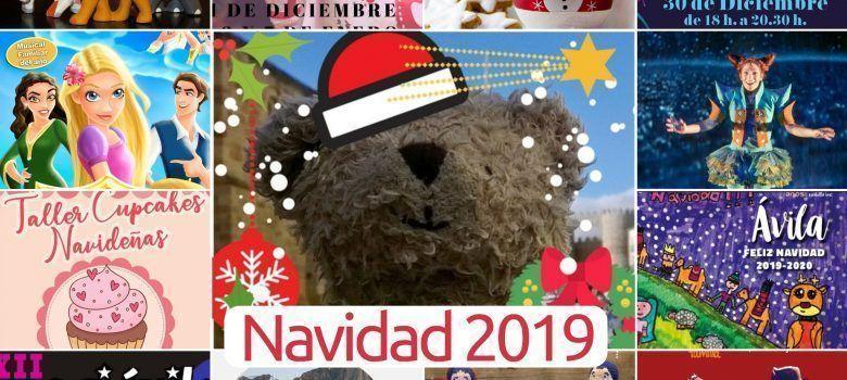 planes navidad ávila 2019