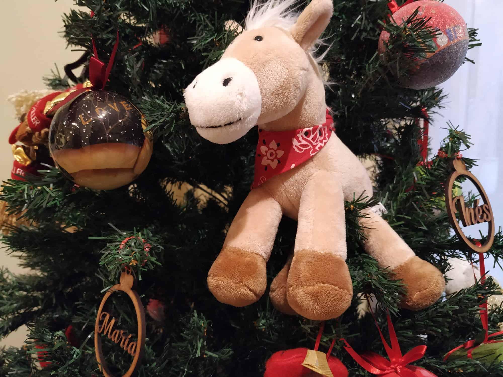 Al galope hacia la Navidad