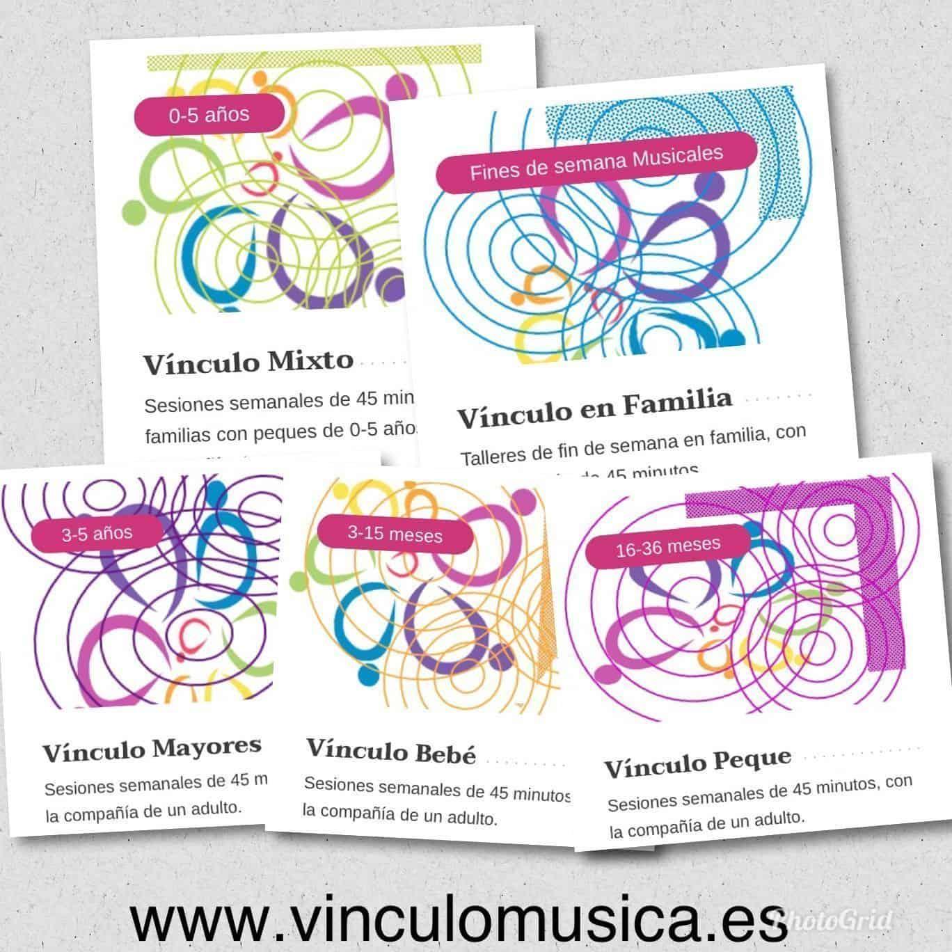 Vínculo Música