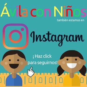 Ávila con Niños en Instagram