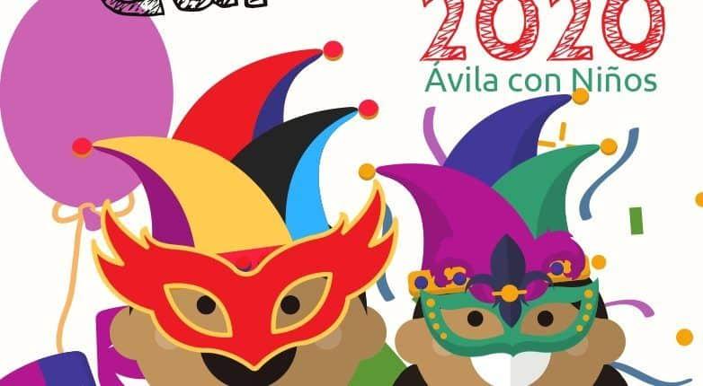 Carnaval en Ávila 2020