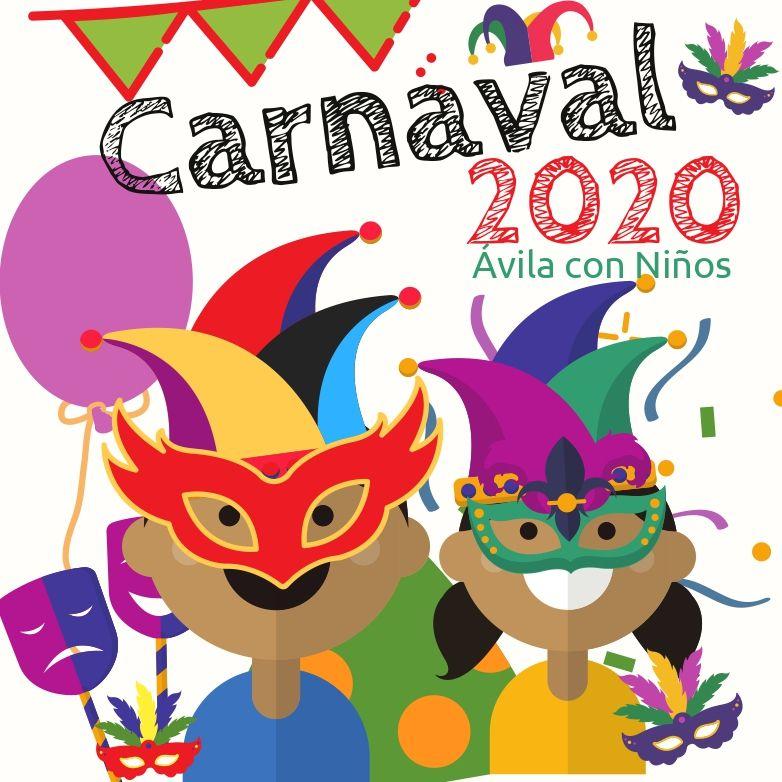 Carnaval Ávila 2020
