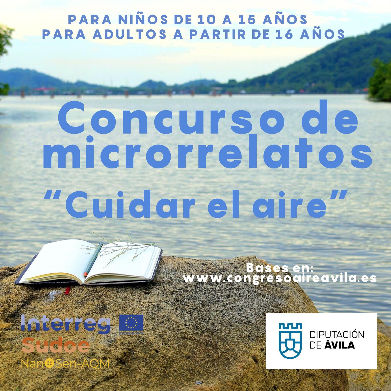 microrrelatos cuidar el aire
