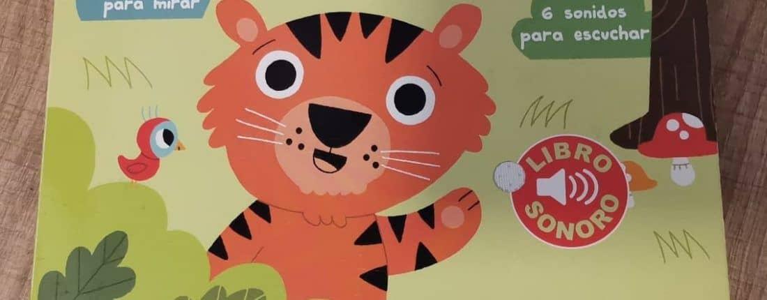 Los cuentos de Lala: ¿Dónde está el bebé tigre?