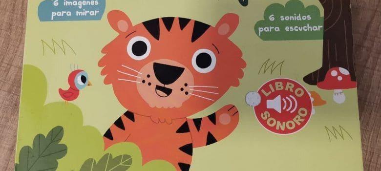 Dónde está el bebé tigre