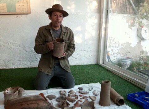 Cápsulas Arqueológicas con Patrimonio Divertido